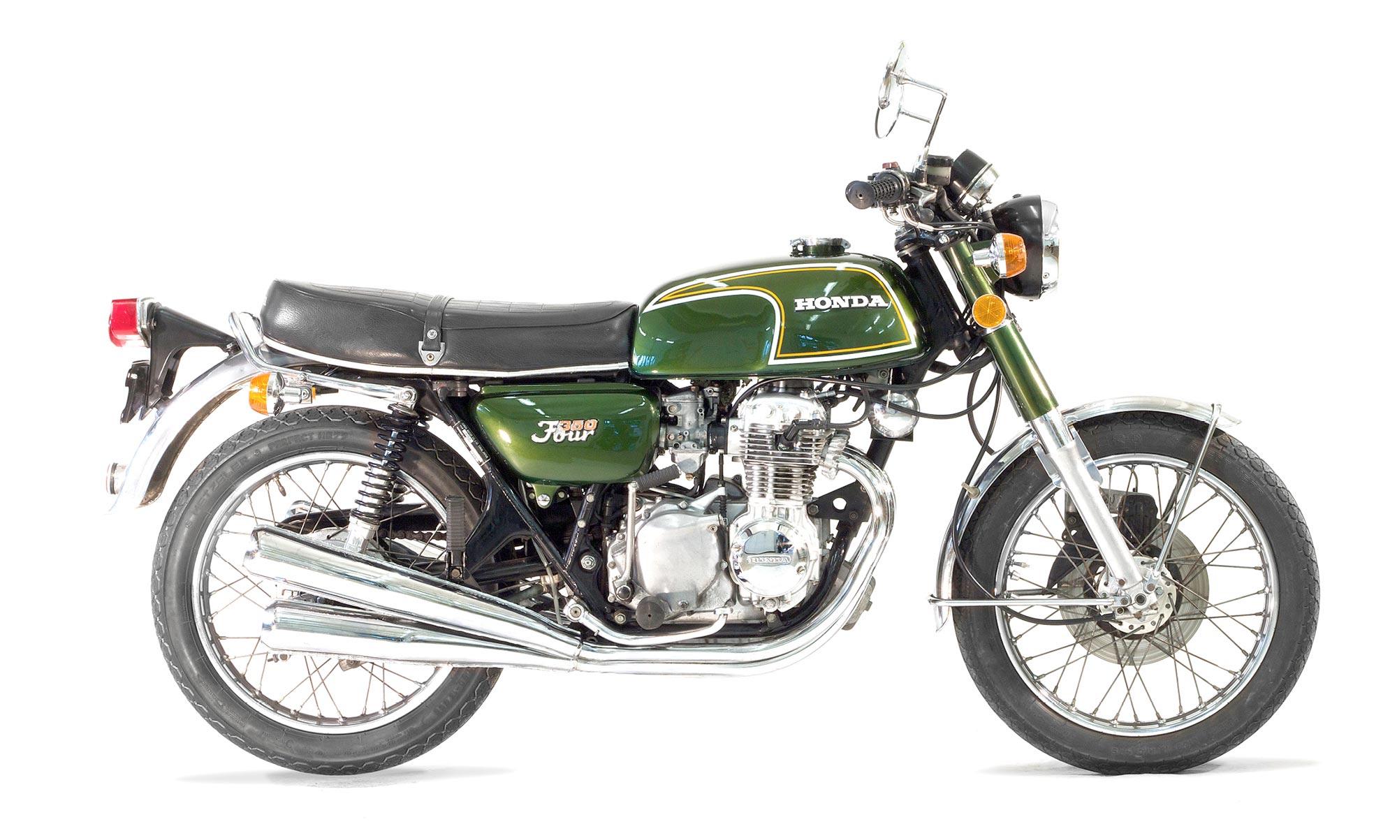 Honda_CB_350_Four_Gruen